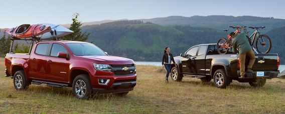 2019 Chevy Colorado Lease Deals | At Muzi Chevy serving