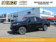 2020 Chevrolet Colorado WT 4x4 Work Truck  Crew Cab 5 ft. SB