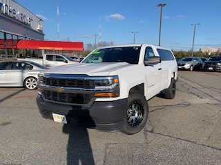 2018 Chevrolet Silverado 1500 Work Truck Regular Cab