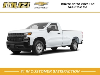 2020 Chevrolet Silverado 1500 Work Truck Truck Regular Cab