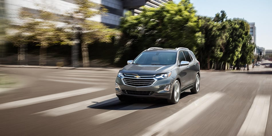 Learn More About The All New 2018 Chevy Equinox Lease Deals Now Available At Muzi