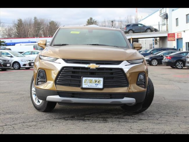 New 2019 Chevrolet Blazer Base W1lt For Sale In Needham Heights Ma