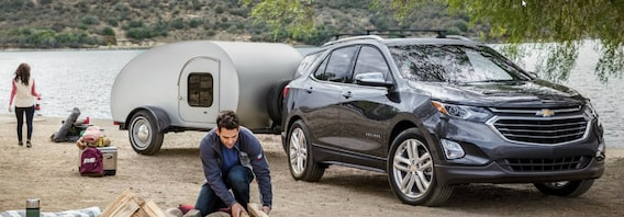 2019 Chevy Equinox Towing Capacity Learn How Much The Chevy Equinox Can Tow