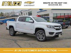 2019 Chevrolet Colorado WT 4x4 Work Truck  Crew Cab 5 ft. SB