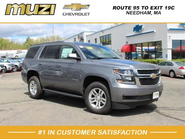 New 2019 Chevrolet Tahoe LT 4x4 LT  SUV in Needham Heights