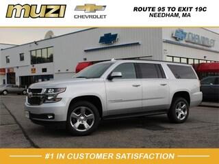 New 2019 Chevrolet Suburban LT 4x4 LT 1500  SUV near Boston, MA