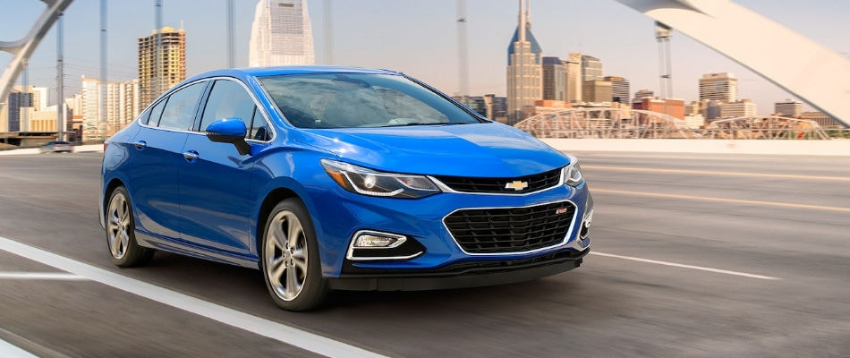 2018 Chevy Cruze Lease Deals | At Muzi Chevy serving ...