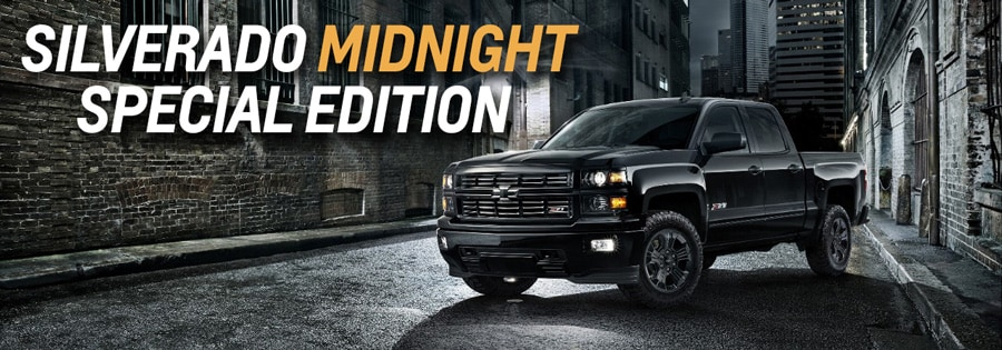2015 Chevy Silverado Midnight Edition Now At Muzi Chevy Serving