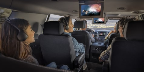 2019 Chevy Suburban Towing Capacity