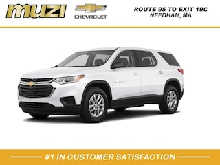 New 2021 Chevrolet Traverse LT Leather SUV for sale in Needham MA