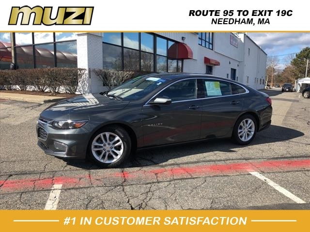 Used 2017 Chevrolet Malibu LT LT  Sedan in Needham, MA