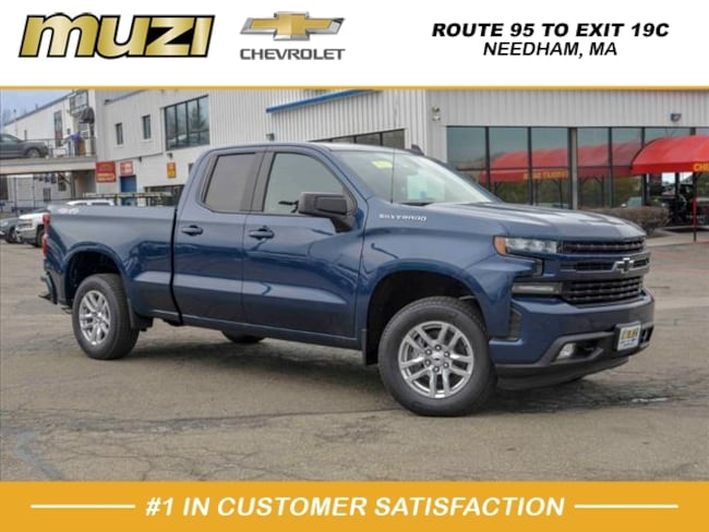 New 2019 Chevrolet Silverado 1500 RST 4x4 RST  Double Cab 6.6 ft. SB in Needham Heights