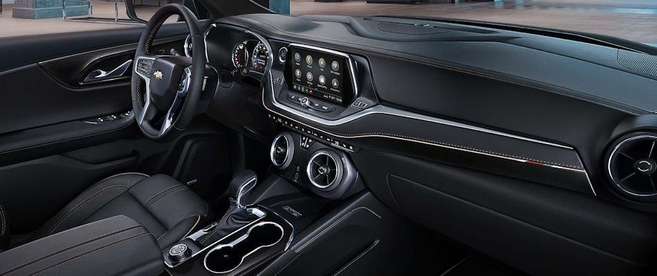 2019 Chevy Blazer Lease Deals At Muzi Chevy Serving