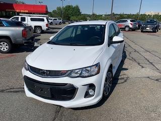2018 Chevrolet Sonic LT Auto LT Auto  Sedan