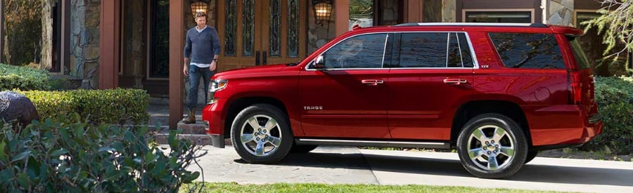 2018 Chevy Tahoe Towing Capacity Learn How Much Chevy Tahoe Can Tow