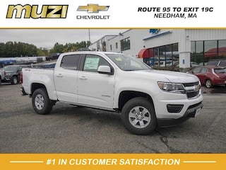 New 2019 Chevrolet Colorado WT 4x4 Work Truck  Crew Cab 5 ft. SB near Boston, MA