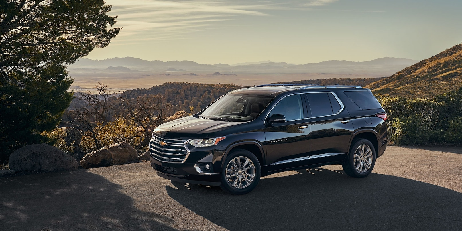 Learn More About The All New 2018 Chevy Traverse Lease Deals