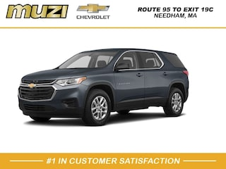 New 2020 Chevrolet Traverse LT Cloth w/1LT SUV for sale in Needham MA
