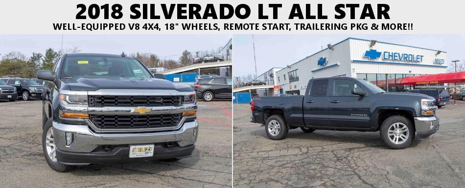 2017 & 2018 Chevy Silverado Lease Deals near Boston, MA ...