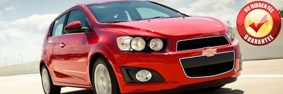 2015 Chevy Sonic Lease Deals | At Muzi Chevy Serving Boston