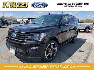 New 2020 Ford Expedition Limited SUV for sale near Boston MA at Muzi Ford
