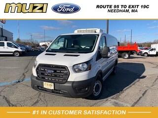 New 2020 Ford Transit-250 Cargo 250 Van Low Roof Van for sale near Boston MA at Muzi Ford
