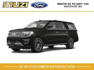 New 2020 Ford Expedition Max Limited SUV for sale near Boston MA at Muzi Ford