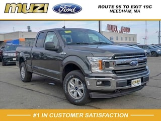 New 2019 Ford F-150 XLT Truck SuperCab Styleside for sale near Boston MA at Muzi Ford