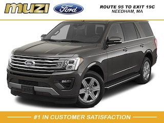 New 2020 Ford Expedition XLT SUV for sale near Boston MA at Muzi Ford