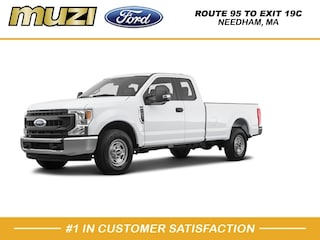 New 2021 Ford F-250 XLT Truck Super Cab for sale near Boston MA at Muzi Ford