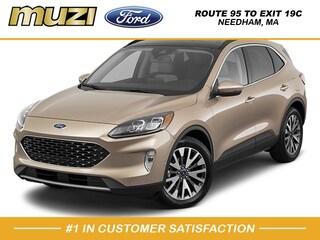 New 2020 Ford Escape Titanium SUV for sale in Needham MA