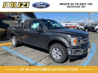 New 2020 Ford F-150 XLT Truck SuperCab Styleside for sale near Boston MA at Muzi Ford
