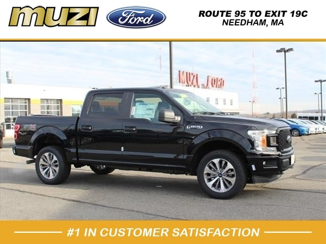 2018 Ford F-150 XL 4x4 XL  SuperCrew 5.5 ft. SB