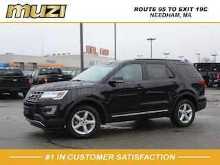 New 2017 Ford Explorer XLT for sale in Needham MA