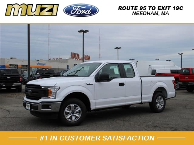 New 2019 Ford F-150 XL Truck SuperCab Styleside for sale near Boston MA at Muzi Ford