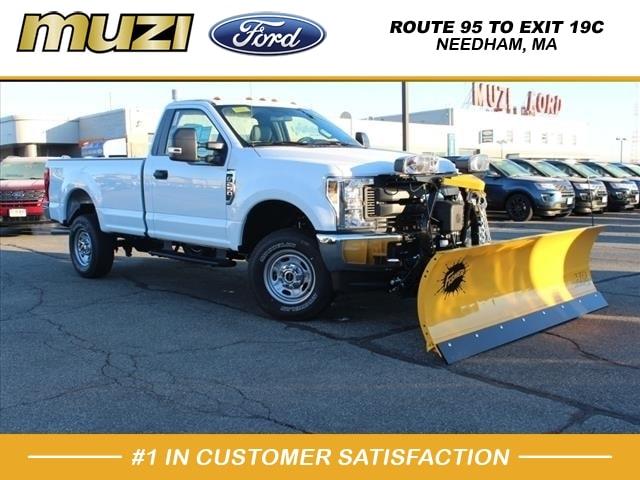 New Ford Plow Truck Near Boston, MA | At Muzi serving Newton