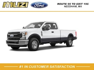 New 2021 Ford F-250 Lariat Truck Super Cab for sale near Boston MA at Muzi Ford
