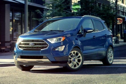Ford Lease Deals >> 2018 Ford Ecosport Lease Deals At Muzi Ford Serving Boston Ma