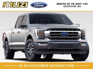 New 2021 Ford F-150 Lariat Truck SuperCrew Cab for sale in Needham MA