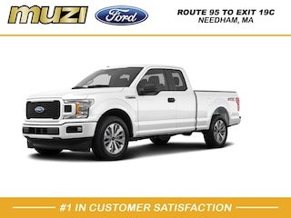 New 2020 Ford F-150 STX Truck SuperCab Styleside for sale near Boston MA at Muzi Ford