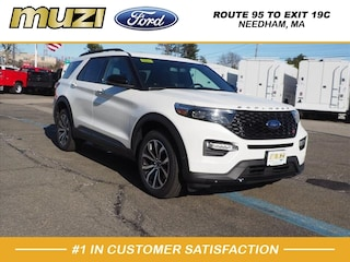 New 2021 Ford Explorer ST SUV for sale in Needham MA