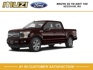 New 2020 Ford F-150 Lariat Truck SuperCrew Cab for sale near Boston MA at Muzi Ford