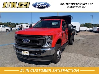 New 2020 Ford F-350 Chassis XL Truck Regular Cab for sale near Boston MA at Muzi Ford