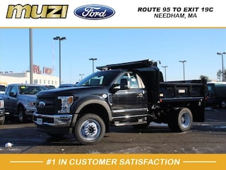 2019 Ford F-550 Chassis Dump Truck