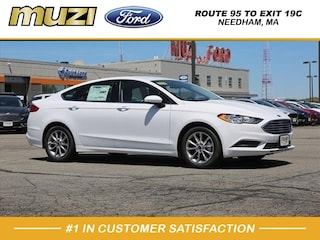 New 2018 Ford Fusion SE SE  Sedan for sale near Boston MA at Muzi Ford