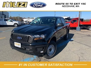 New 2020 Ford Ranger XL Truck SuperCrew for sale near Boston MA at Muzi Ford