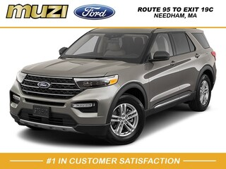 New 2020 Ford Explorer XLT SUV for sale in Needham MA