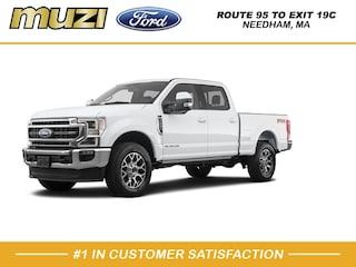 New 2021 Ford F-250 XL Truck Crew Cab for sale near Boston MA at Muzi Ford