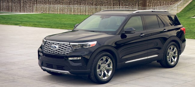 What Are The 2020 Ford Explorer Color Options | Muzi ...