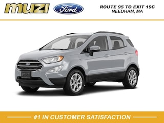 New 2020 Ford EcoSport SE SUV for sale near Boston MA at Muzi Ford
